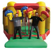 Boxe (gants géants) + arène