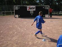 Bâche de tir au but (cage de foot à 11)