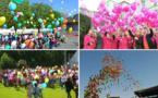 Cet été, organisez un lâcher de ballons !