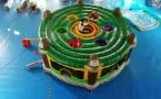 Waka : le jeu de la taupe gonflable à taille humaine !
