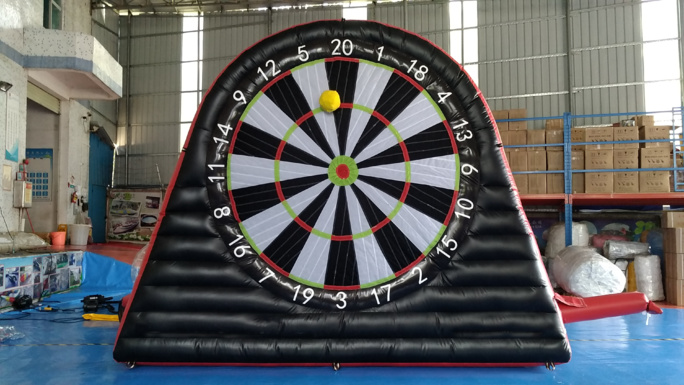 Cible foot Geante (foot darts)