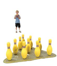 Bowling en mousse