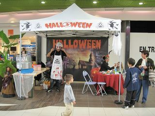 Stand halloween