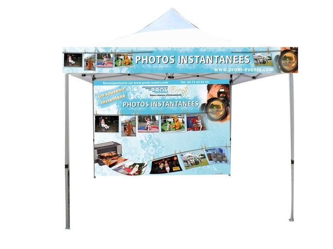 Stand Photos instantanées