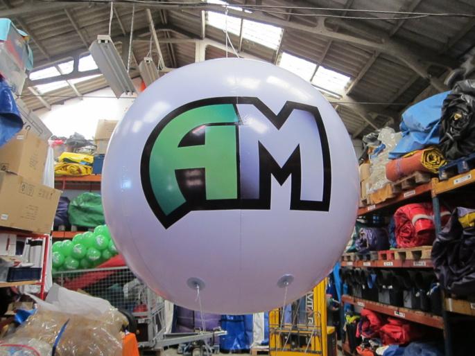 ACHAT Ballon PVC Hélium