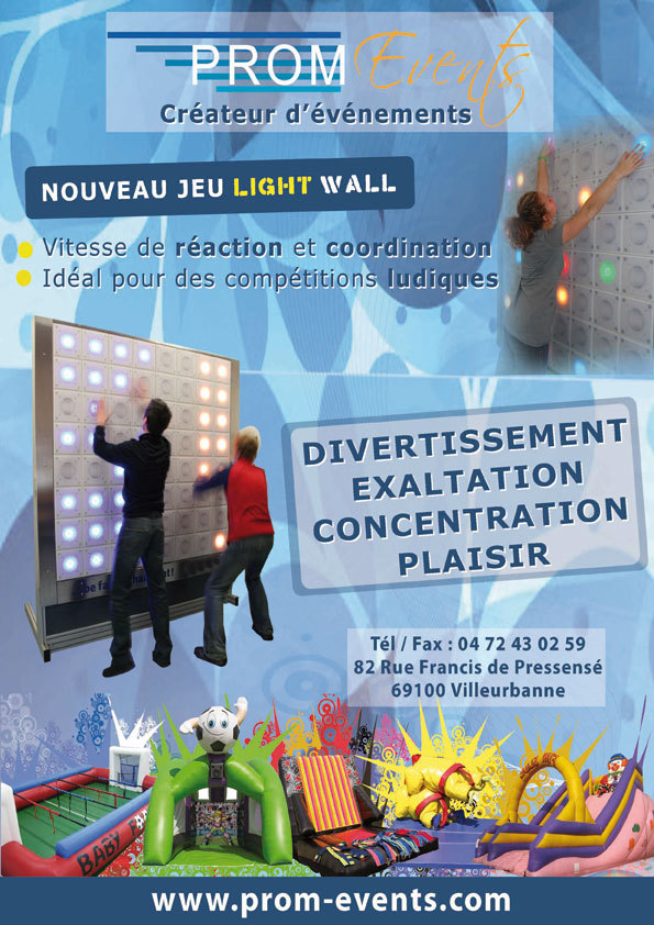 Le LIGHT WALL
