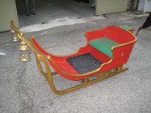 Petit Traineau du père Noël