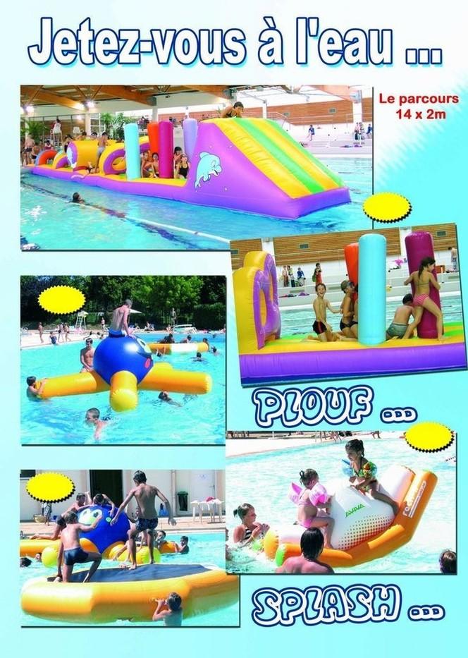 Jeux Aquatiques