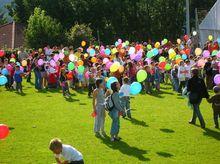 Lacher de Ballons de 100 à 5000 Ballons