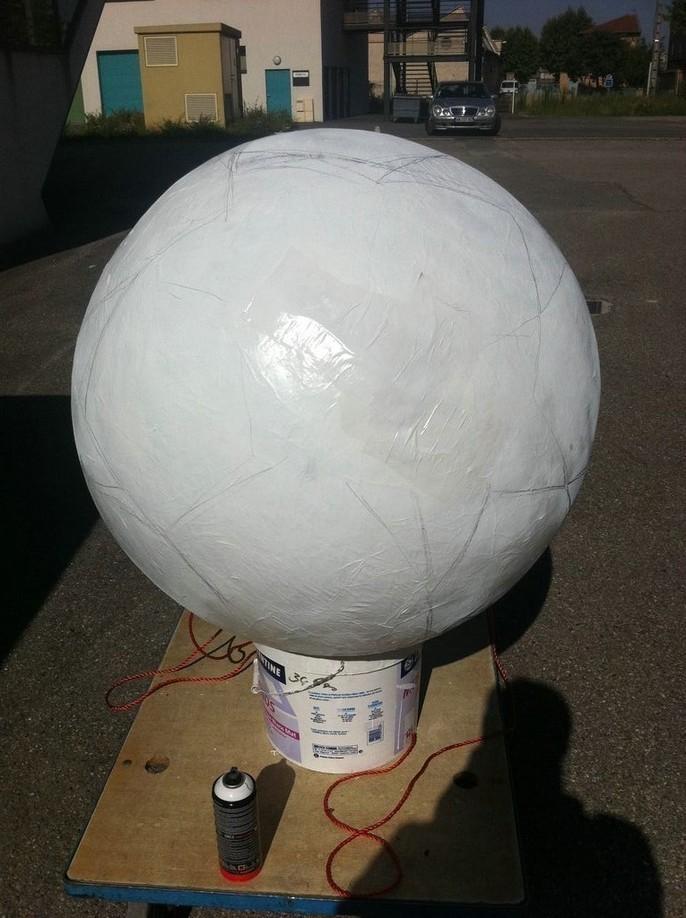 Création du Ballon