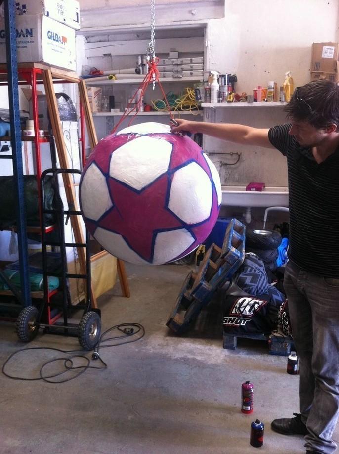 Ballon de Football 1m de Diamètre