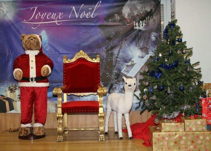 Votre arbre de Noël avec Prom Events