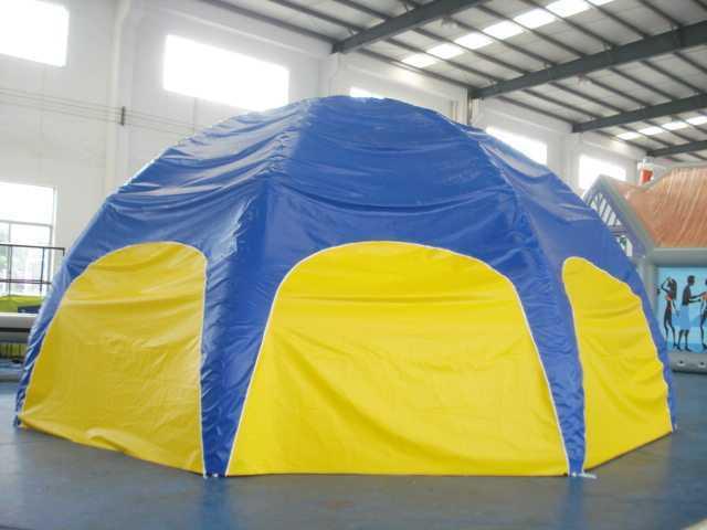 Tente Gonflable 8x8 Etanche