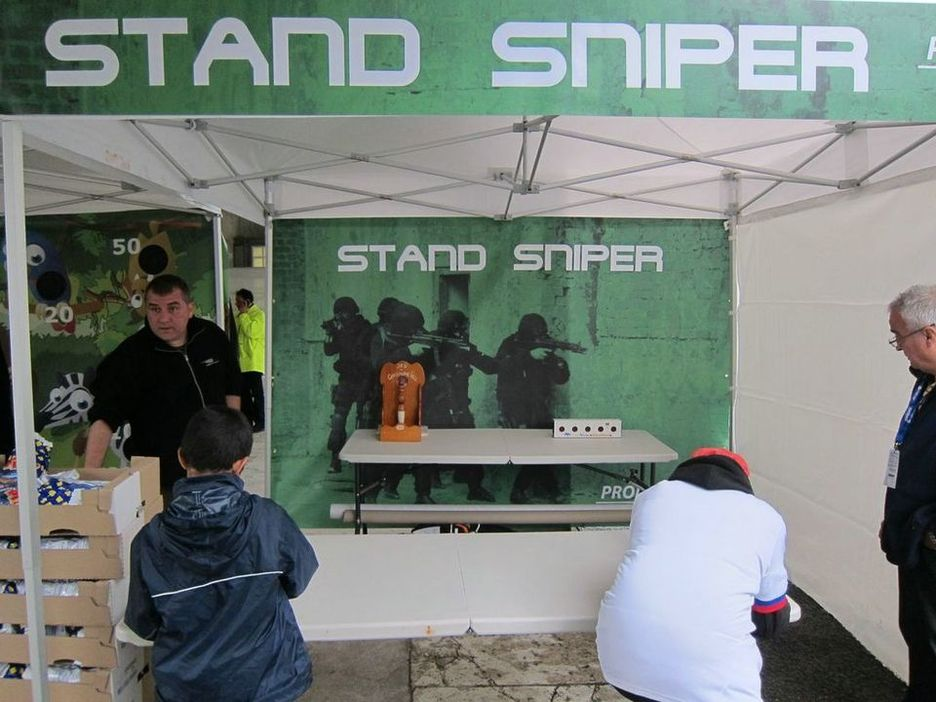 Stand Sniper
