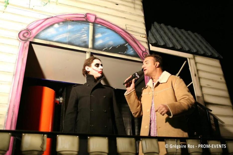 Halloween et Maison hantée avec Prom-Events