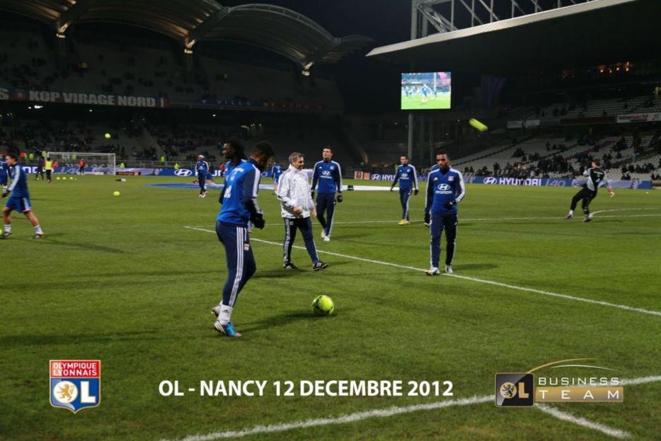 Minute Olympique Lyonnais