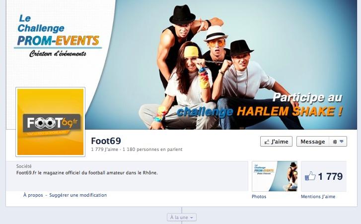 Harlem Shake, le challenge PROM EVENTS !