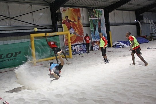 Cage foot 3mx2m Beach soccer