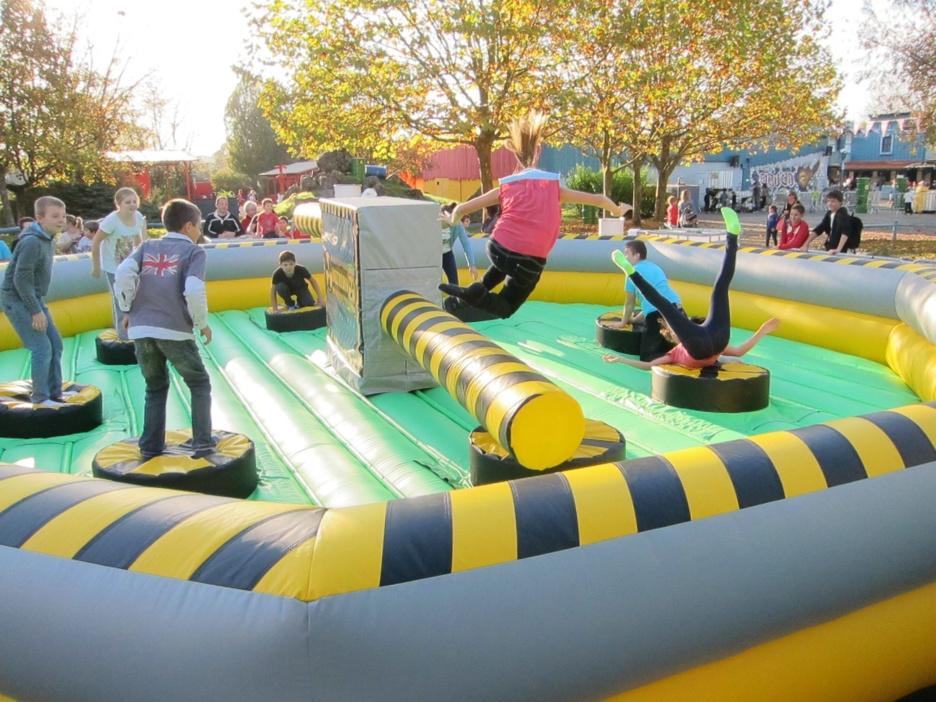 Une structure gonflable pour votre événement, y avez-vous pensé ?