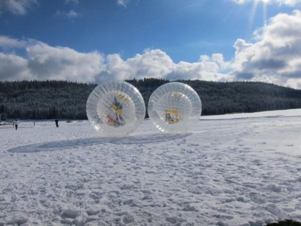 Pensez aux structures et aux animations gonflables pour vos événements outdoor !
