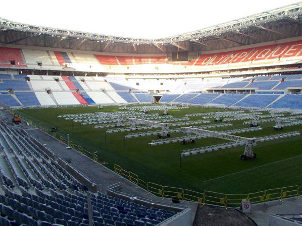 Prom-Events assurera l'animation dans le Grand Stade de l'OL !