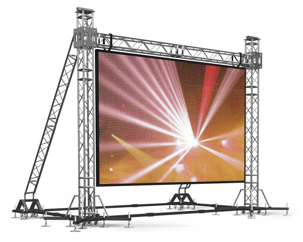 Ecran LED 7m² Extérieur