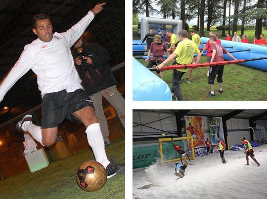 COUPE DU MONDE 2014 : échauffez vous grâce à notre gamme de produits footballistiques !