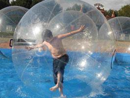 Animations d'été à Lyon : pensez aux jeux d'eau !
