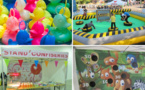 Louez des stands et des structures gonflables pour vos kermesses !