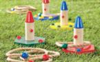 Donnez un air d'antan à vos fêtes de village avec des jeux en bois