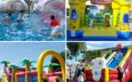 Original : la location de structures gonflables pour votre événement extérieur