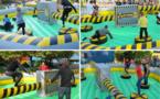 La faucheuse mécanique : une animation spectaculaire et amusante !