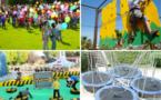 Réservez vos structures gonflables et animations pour vos événements de l'été !