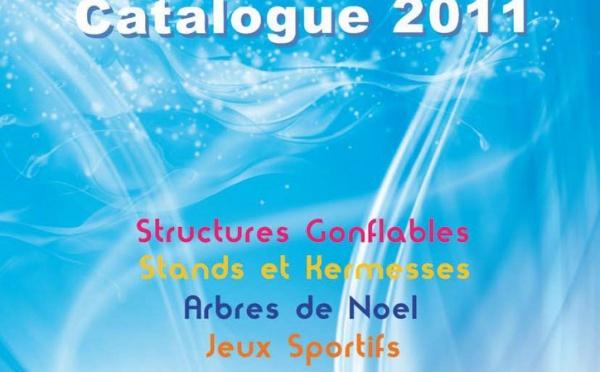 News 2011 : Catalogue, Plaquette et Tarifs