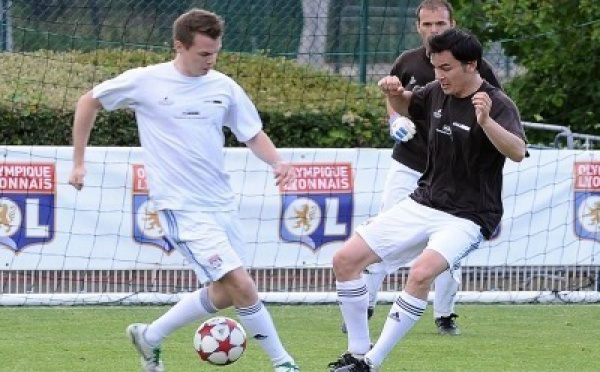 PROM EVENTS : belle perf' au tournoi de l'OL Business Team
