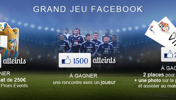 Grand Jeu Concours 100% Lyonnais !