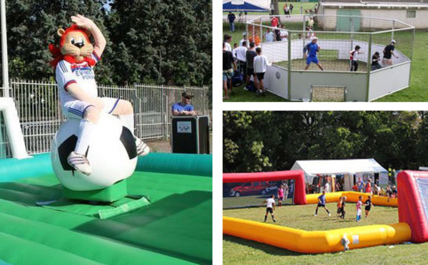 Prom-Events, spécialiste des animations foot